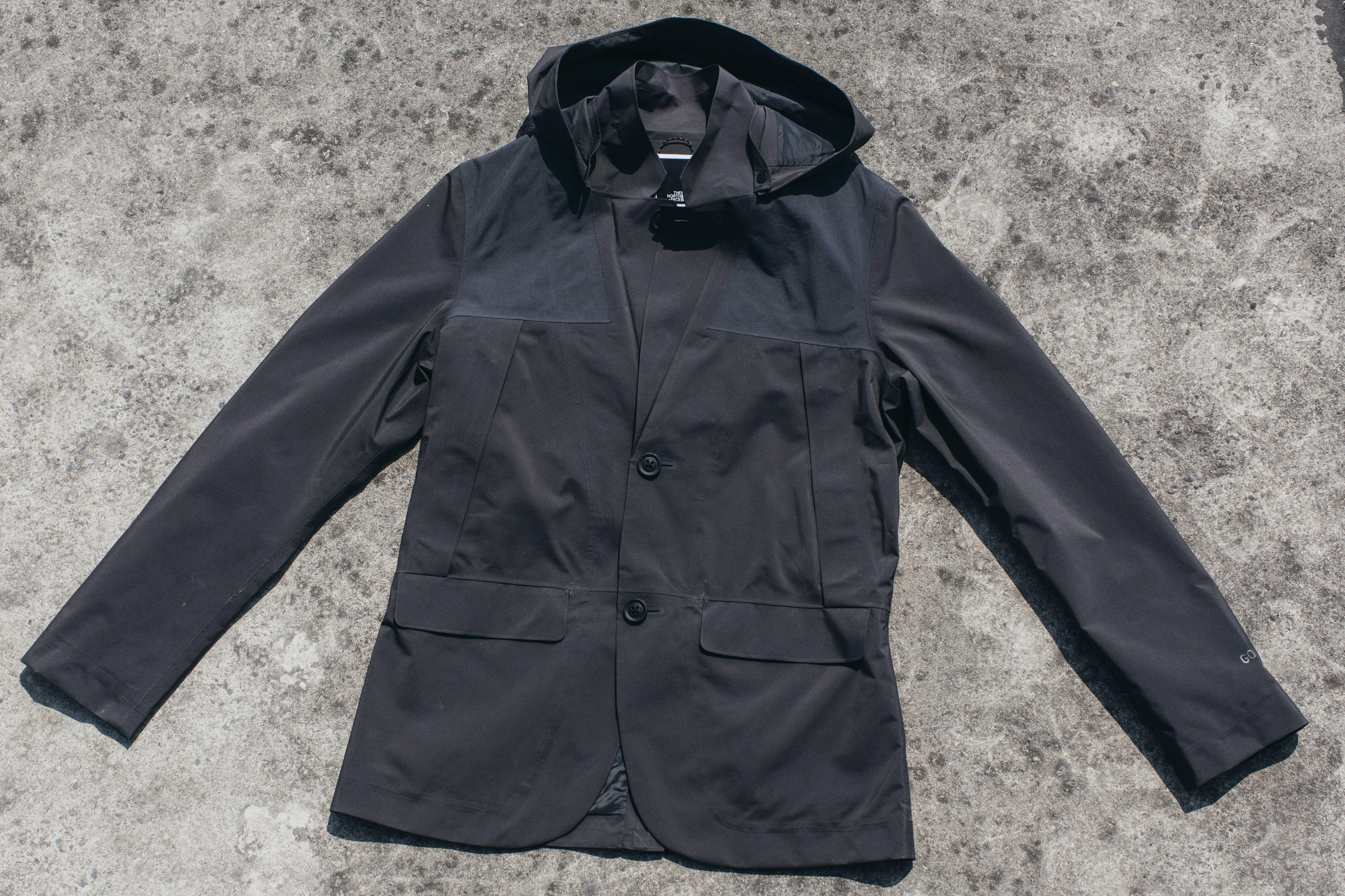 Blazer Jacket - Asphalt Grey