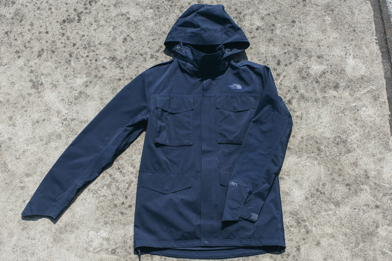 Gortex Jacket - Navy