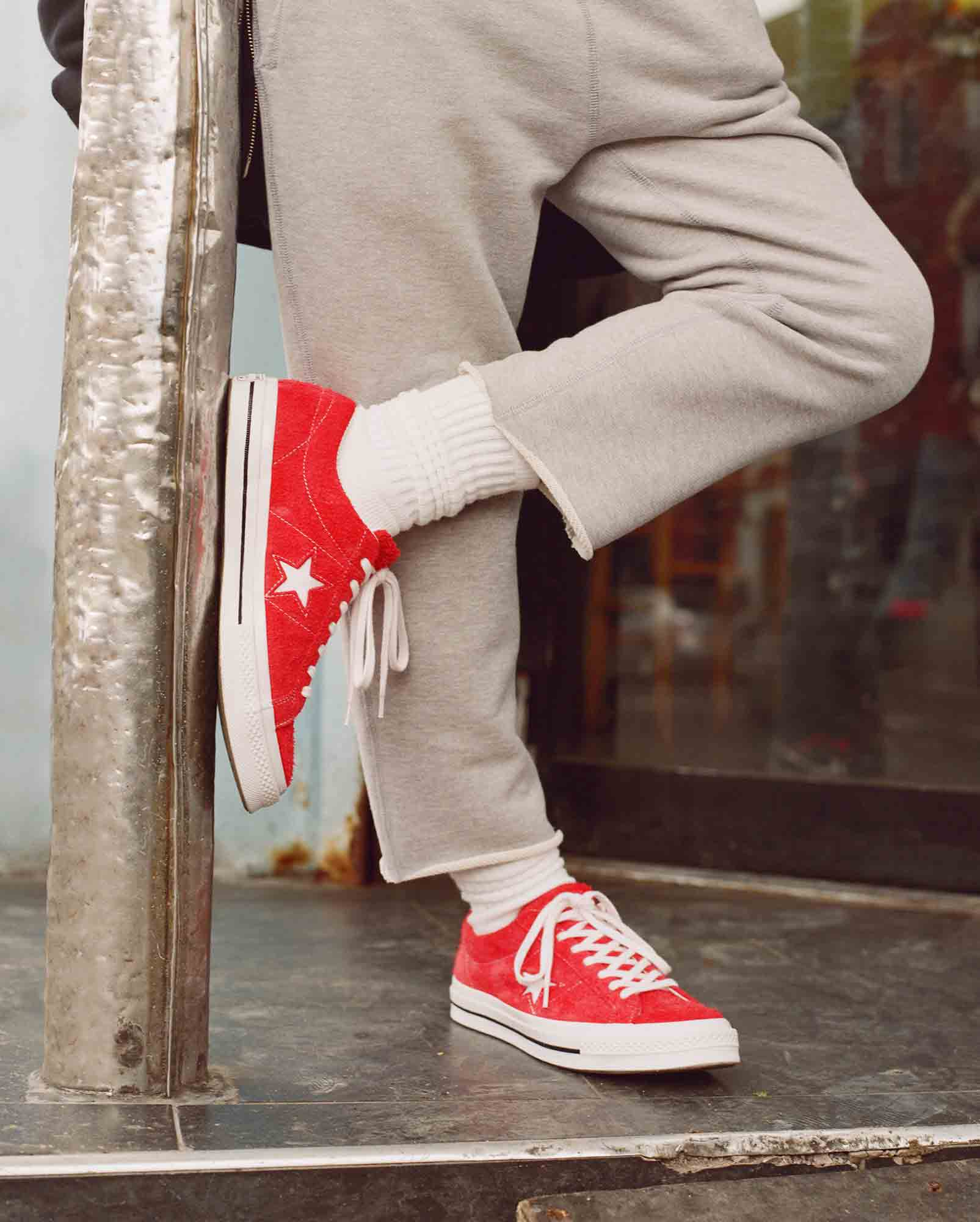 faba5f0059b43e This summer autumn is a great one for Converse lovers all around the world  as we get reintroduced to the iconic One Star silhouette in a wave of drops  that ...