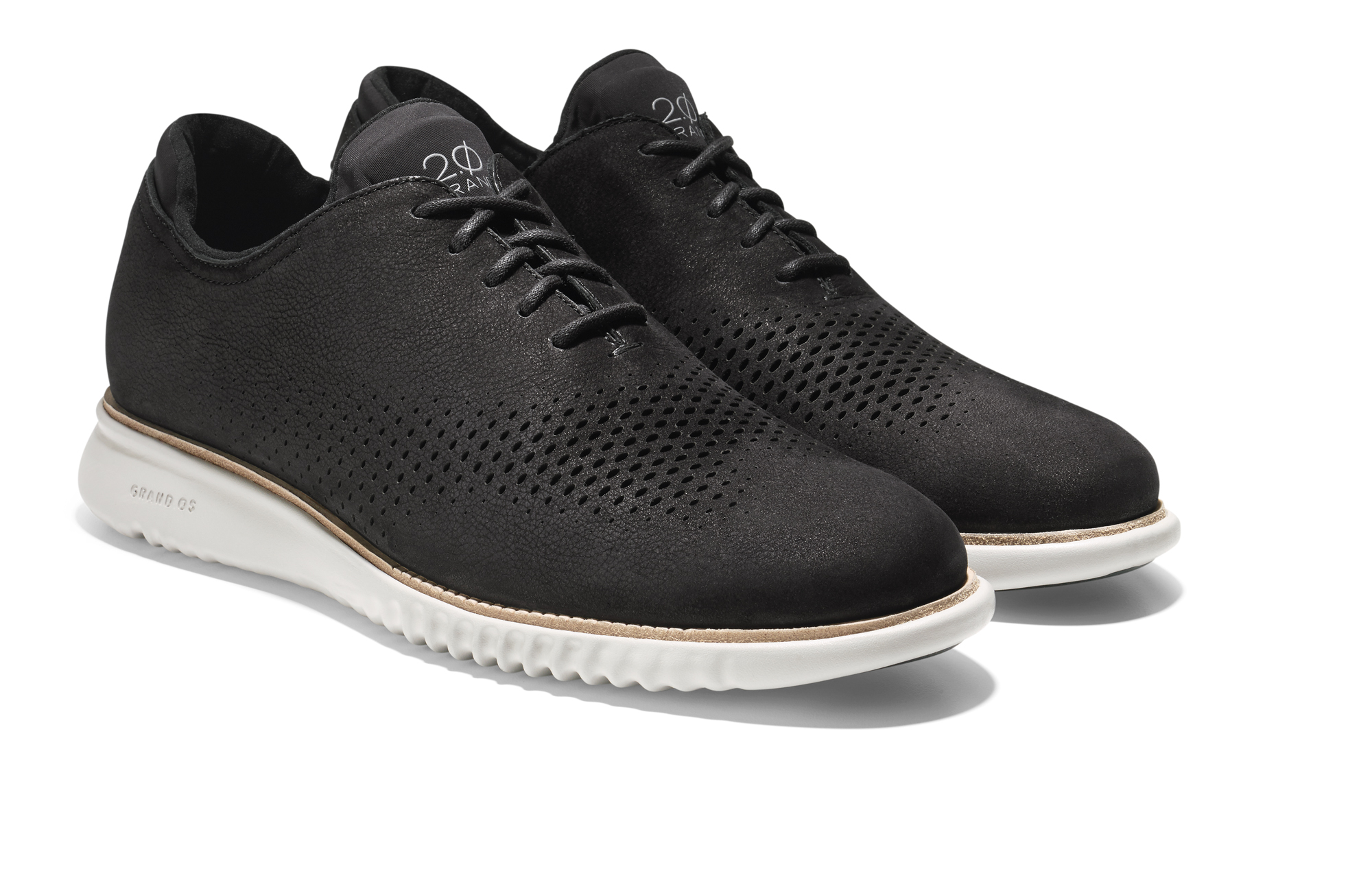 Cole Haan_2. ZERØGRAND Wing Oxford_Black Nubuck