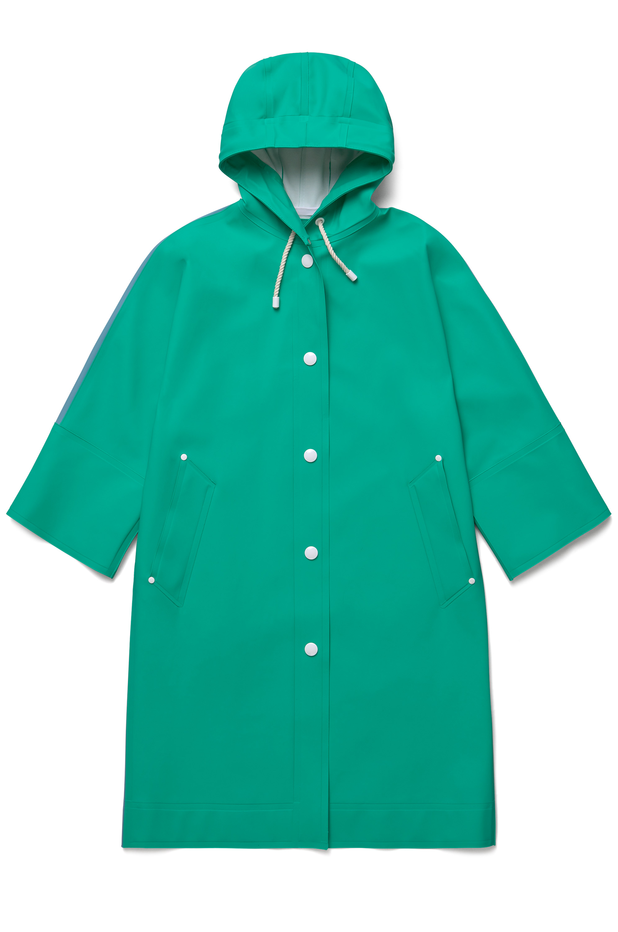 Stutterheim_Marni_SS18_Woman_VolumeCoat_EmeraldGreenBlock_Product