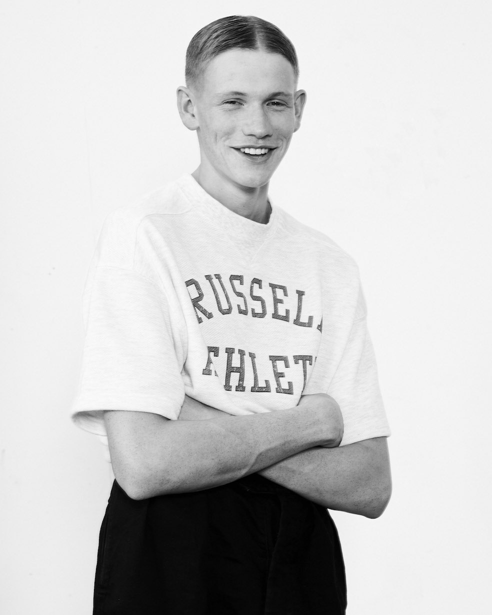 RUSSELL ATHLETIC SS1812091