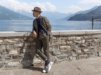 lake como bellagio ted baker suit outlanders