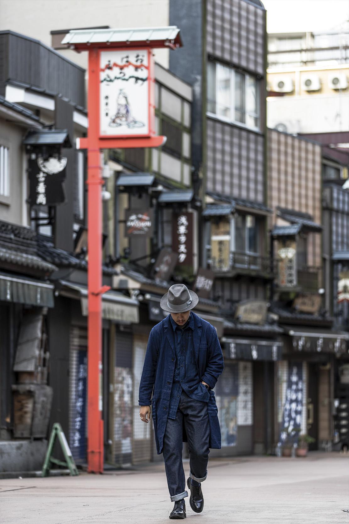 ANTLER - TOKYO - PORTRAIT LEVIS