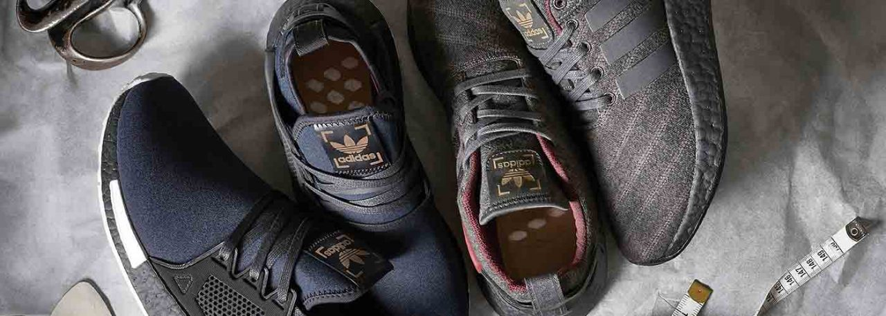 official photos 2a2ff bd850 We Are Outlanders ADIDAS ORIGINALS X HENRY POOLE X SIZE? NMD ...