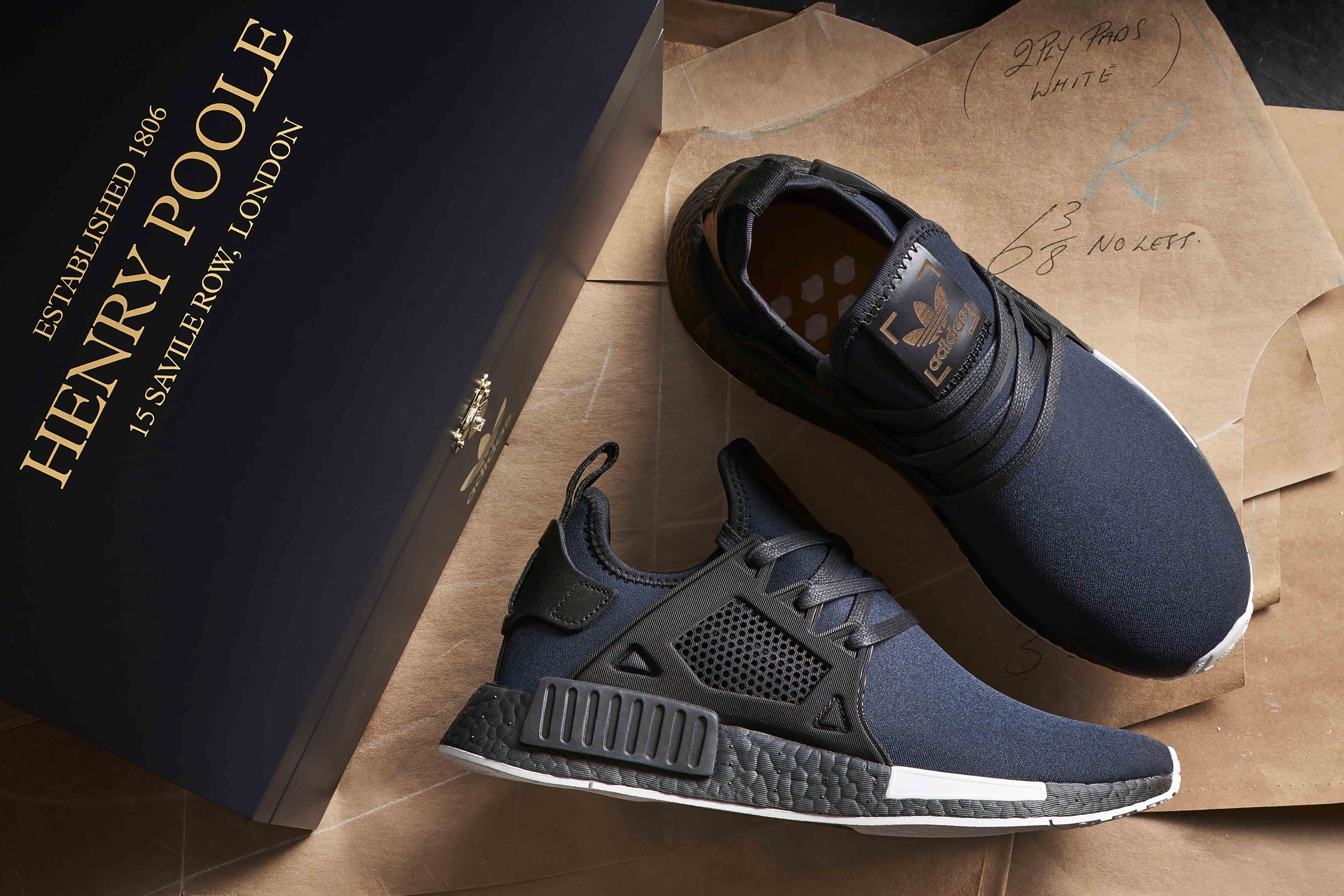 We Are Outlanders ADIDAS ORIGINALS X HENRY POOLE X SIZE? NMD